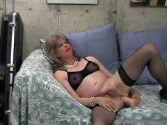 solo, mature, stockings,