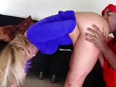 oral, milf, blonde, interracial,