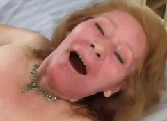 Sex Starving Granny Fucked