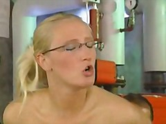 Blonde With saggy Tits Fucked By TROC