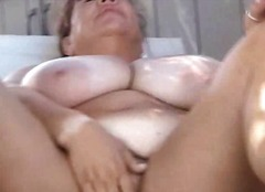 outdoor, bbw, mature, masturbation,