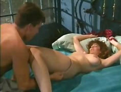 Big Breast MILF Gets Bush Screwed Hard