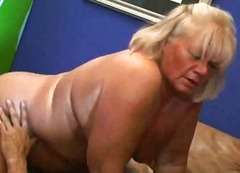 Granny Bbw Getting Fucked