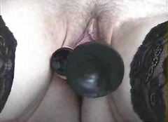 mature, amateur, masturbation, dildo