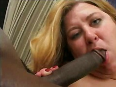 mature, interracial, sucking, cumshot, bbw