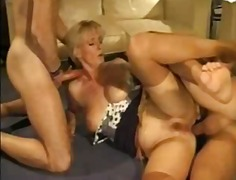 Porno XO - Son and his friend are the best for mother