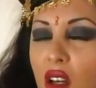 Busty Indian whore getting stuffed