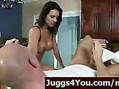 13-Busty matures fuck ...