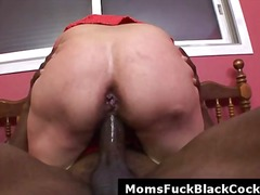 Dirty granny fucked and facialized