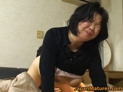 Japanese mature chick ...