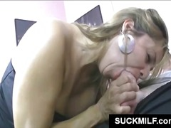 milf, young, mom, cougar, blowjob,