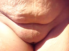 outdoor, bbw, ass, mature, wife,