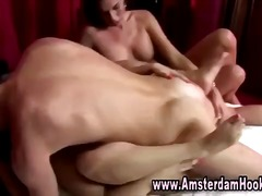 threesome, amateur, real, milf,