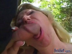 facial, karen fisher, mature