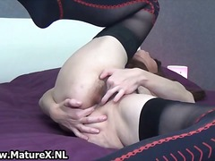Sixty year old mature woman loves part2