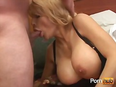 hardcore, stockings, blonde, milf,