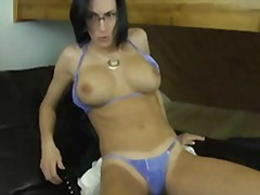 Bianca webcam anal dildo play