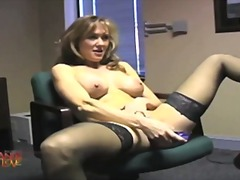 masturbation, solo, stripper, busty, pornstar, home, milf, toys, nylon, amateur, dildo, stockings, webcam