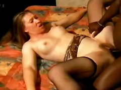 Mature Enjoys A Cock I...