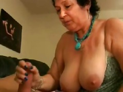Old Ladies Love Young Cocks
