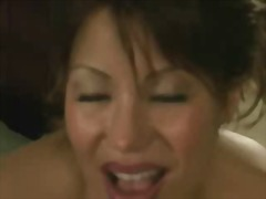 busty, mature, boobs, asian, jizz,