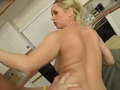 mom, blowjob, blonde, hardcore,