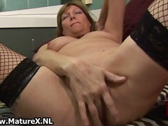 mature, toys, masturbation, older,