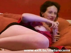 mature, solo, cam, smoking,