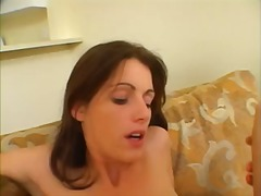 mature, anal, double, threesome,