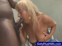 mature, blowjob, older, granny, milf,