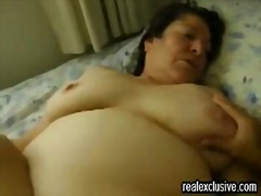 mature, bbw, boobs, milf, hairy, masturbation
