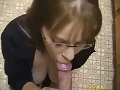 housewife, blow, milf, brunette