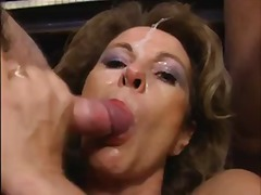 Mature with cumshots a...