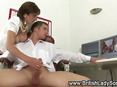 cumshot, matures, british, shoes