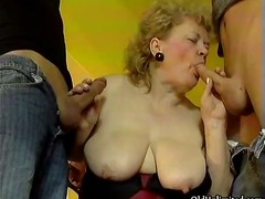 cumshot, threesome, bbw, housewife,
