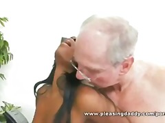Horny Old Dean Fucks C...