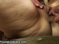 Fat mature wife gets h...