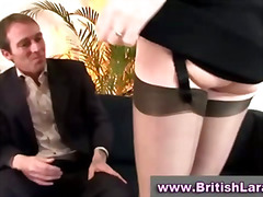 fetish, amateur, stockings, mature, older, british, blowjob