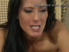 hardcore, brunette, blowjob, first,