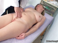Horny doctor taking a ...