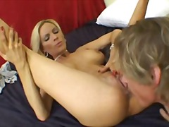Nuvid - Unpleasant mature chickabee with a fiver feesh, Diamond Foxxx, gets a dick forced in