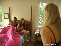 Nuvid - Julia Ann Catches Daughter Fucking A Black Prick