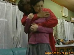 mature, fucking, japanese, older