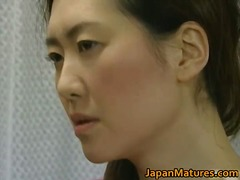 Japanese mature woman ...