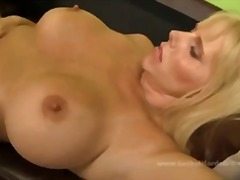 Karen Fisher In Cougar In Heat