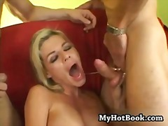 boobs, cumshot, facial, mature,