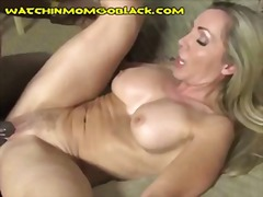 milf, interracial, pussy, blonde,