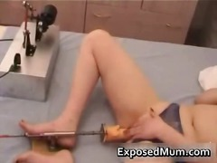 masturbation, toys, mature, blonde, amateur, fetish, milf