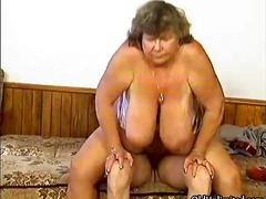 cumshot, mature, blowjob, housewife, brunette, older, bizarre, hardcore, granny