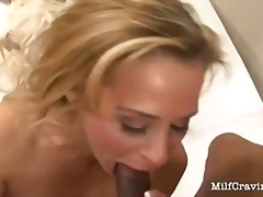 interracial, cougar, mom, guy